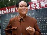 """河南特型演员延安红色景区被""""围观"""" 一天抽3-5包烟拍照一次10元 - 草根花农 - 得之淡然、失之泰然、顺其自然、争其必然"""