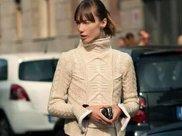 谁说穿上高领毛衣吃脖子?这几款你试过吗?