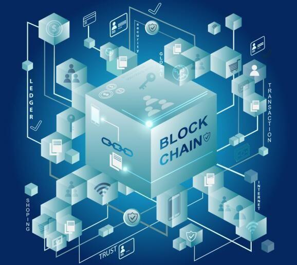 数据:区块链是现实社会大数据的一种运行机制和聚合载体.