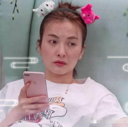 吴昕在v网友期间,一直坚持做三件事,网友:难怪多久摸可以针打瘦脸图片
