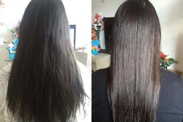 洗直头发和拉直头发有什么区别? 时尚
