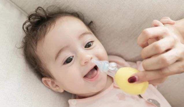 如何正确给宝宝清理鼻腔   这3个知识点要记住