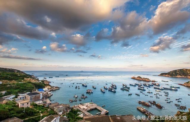 韩国红岛风景描述