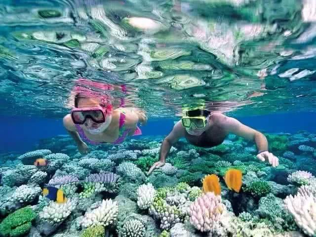 世界十大最美海岛:刁曼岛开岛了
