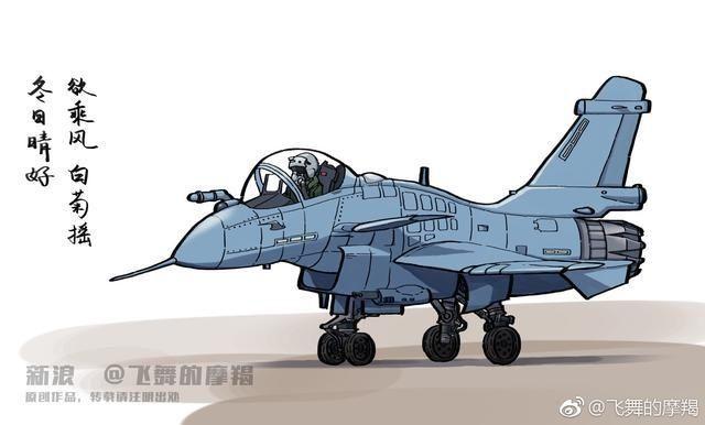 歼10b装上国产推力矢量发动机,或是成飞单发四代验证机