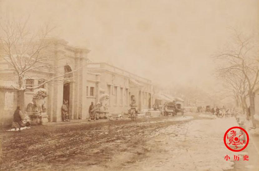 1898年照片 还原老北京真实面貌