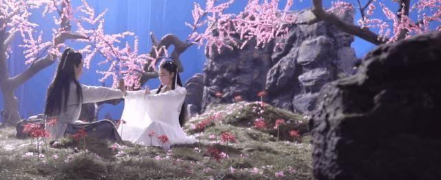 从李莫愁到小龙女,张馨予产后复出打了一场漂亮仗