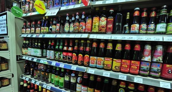 老抽、蚝油、豉油、酱油,到底有啥区别?用南京有哪个超市卖味福黑胡椒粉图片