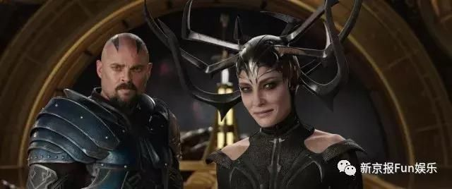 雷神姐姐_右边是海拉,雷神的姐姐\