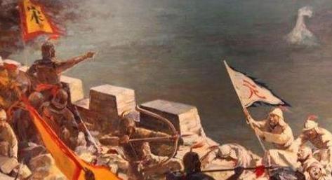 史上最悲壮的亡国,大臣背着小皇帝跳海,崇拜中国的日本跪拜三天