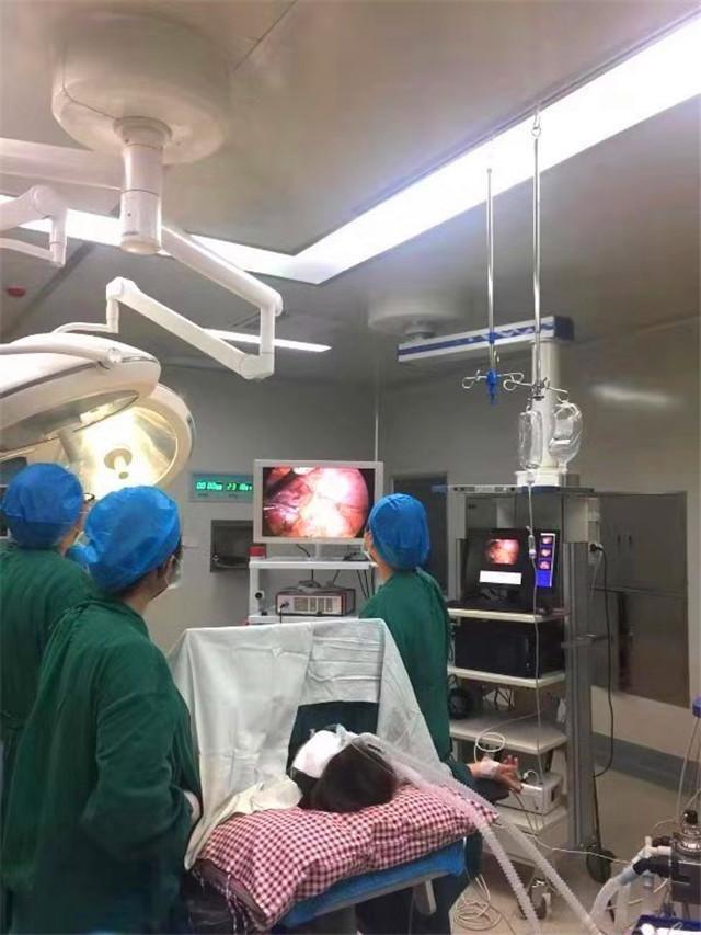 耒阳市妇幼保健院妇科专科建设初见成效