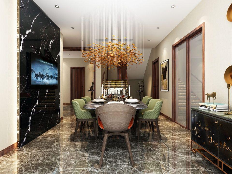 南京F见证350独栋别墅装修,带你天下现代简武汉的别墅区最贵图片