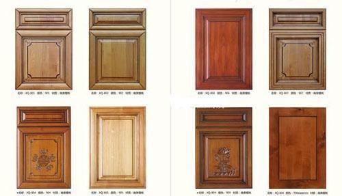 橱柜门选烤漆板还是实木板好?长远来看,还是选择这个最耐用!-家居窝