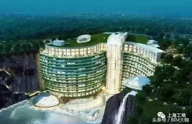上海世茂深坑酒店无疑是全球独一无二的奇特工程 水族资讯 南昌水族馆第16张