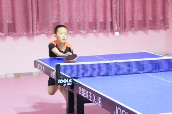 劲爆季度体育杯乒乓球少儿赛落幕深圳恒温v季度图片