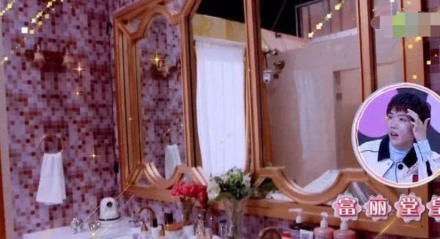 有种奢侈叫李湘的浴室,浴缸里的东西令人震惊,难怪开销大