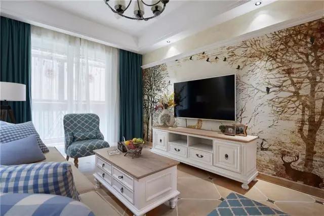 你喜欢怎样的电视背景墙?这些款式了解一下图片