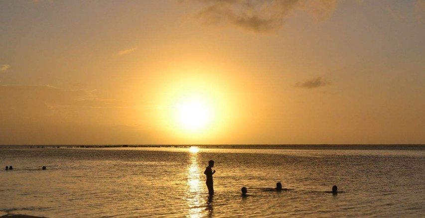 """全球第一个能看见太阳,称为""""南太天堂""""的国家,家家夜不闭户!"""