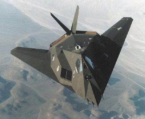 隐形战机被击落-F-117夜鹰折翼科索沃