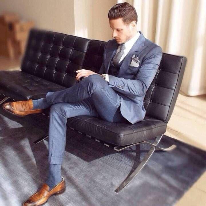 正经男人的情趣内衣:及膝袜男人情趣床上用品图片