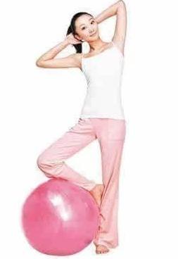 瑜伽球瘦身动作,快速瘦身提升体形