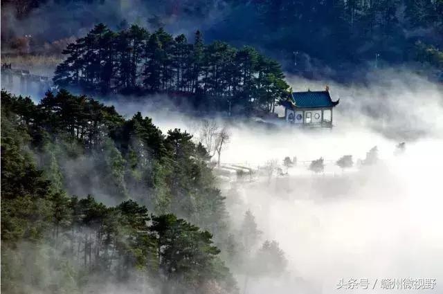 九江市庐山风景名胜区