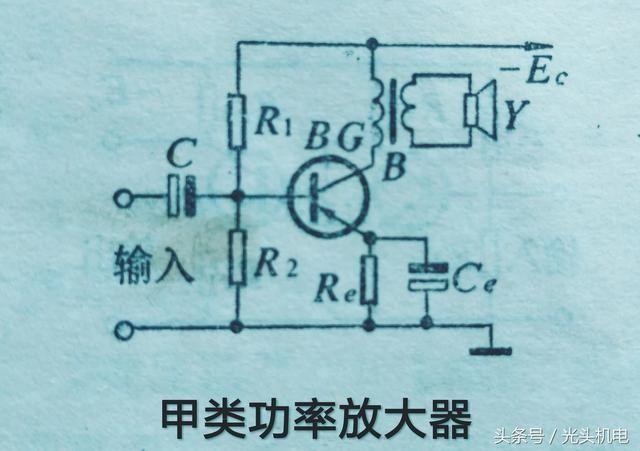 re,ce是直流电流负反馈电路,起起稳定工作点的作用.