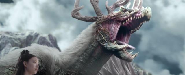 《宸汐缘》吞天兽的原型是什么生物?是传说中四凶之一的饕餮吗?