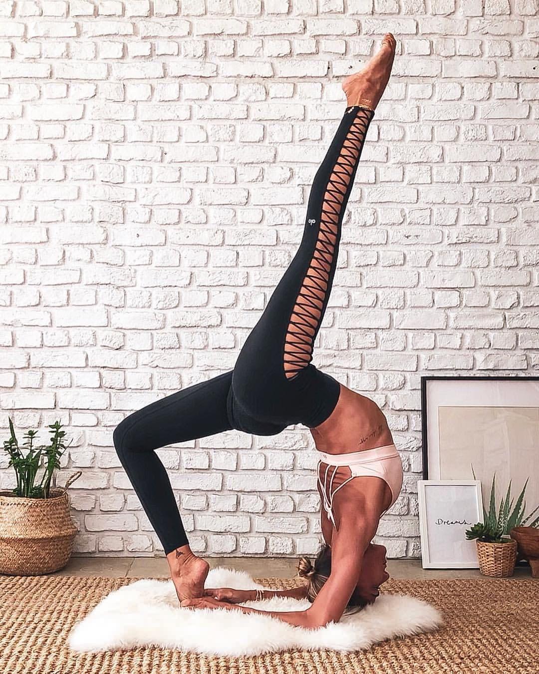 瑜伽需要你的自律