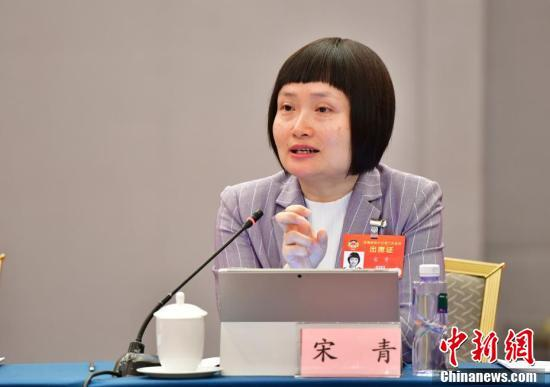 全国政协十三届二次会议中国民主建国会界别举行小组会议