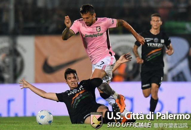 意乙升级附加赛威尼斯1-1巴勒莫 因扎吉:带着微
