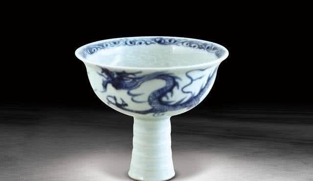 古代的碗,为何底部这么高,不怕重心不稳歪倒吗?