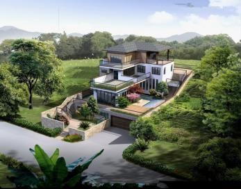 房产 正文  农村的房子最好带一个院子,不需要多大,一家人能坐在一起