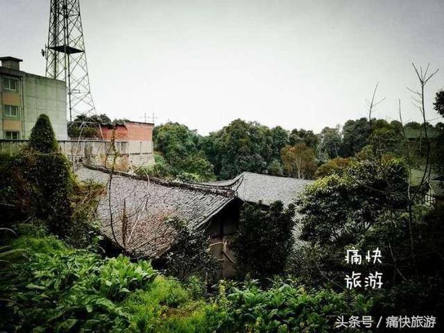 探访自贡历史建筑之大安寨下天心窝宅院