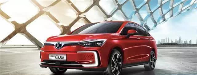 7月新能源车销量环比下降51.3%,北汽EU三连冠