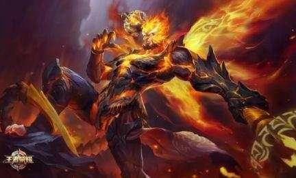 地狱火---孙悟空