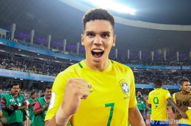 U17世界杯四强今晨出炉,巴西夺冠呼声最高