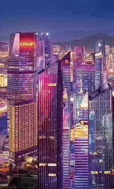 胶州开通至青岛五四广场夜景直通车,发车时间,途径路线发布!