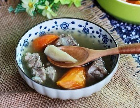 天冷了滋补靓汤煲起来健脾、益肾、防感冒……