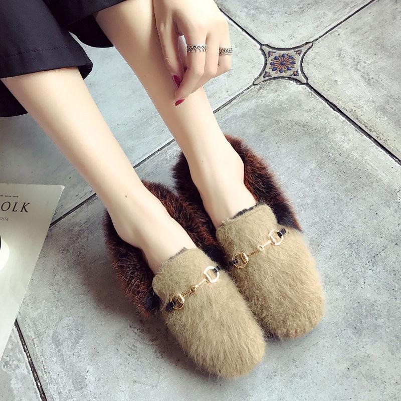 春节别傻傻穿小白鞋今年流行毛毛鞋时髦保暖又舒适