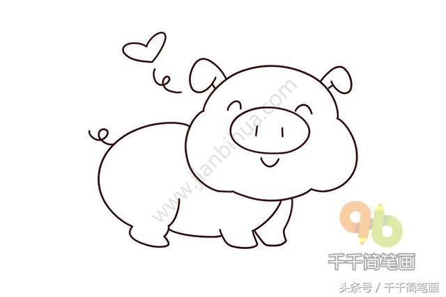 幼儿园动物简笔画教程,简单易学,你值得拥有!