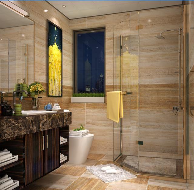 卫生间装修淋浴房比浴帘还划算?新房装修中的这些误区