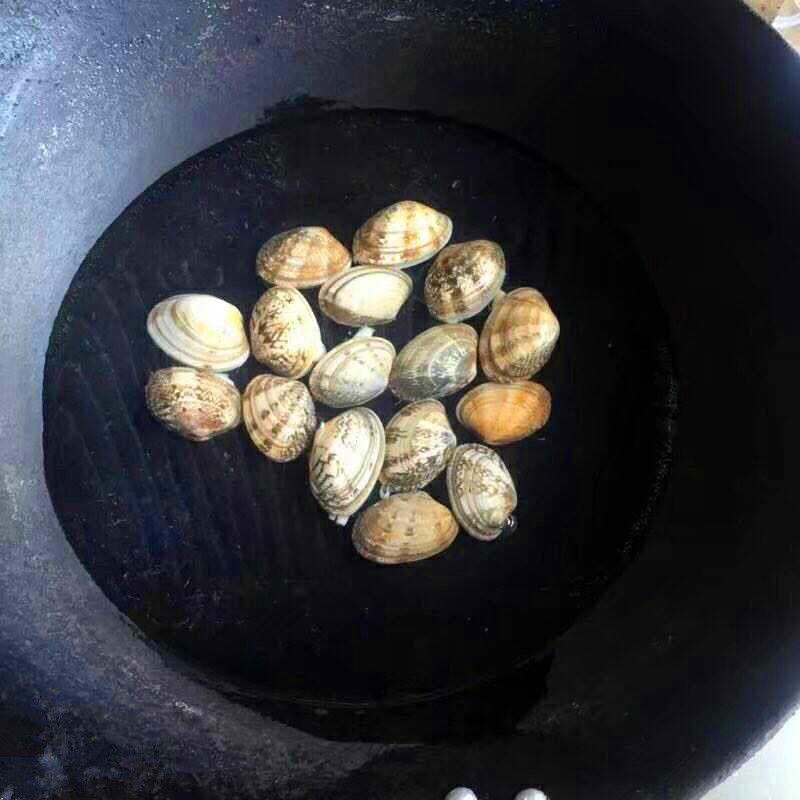 家常蛤蜊炖蛋,只需掌握两个小窍门,一个字形容,嫩
