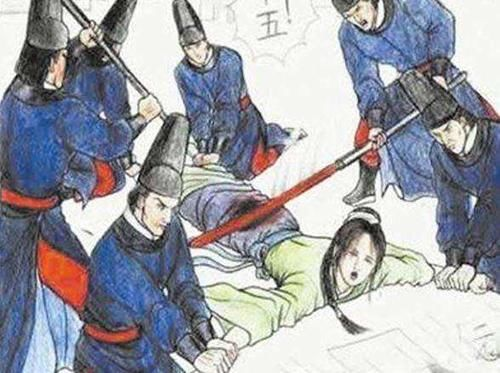 盘点古代中国那些触目惊心的刑罚,残忍程度让人无法想象