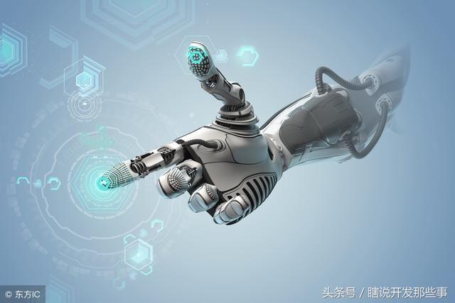 智能机器人_人工智能正在成为智能机器人过程自动化应用的核心