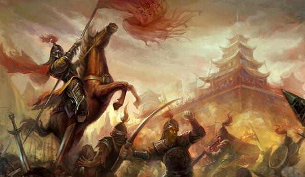 为什么秦二世和项羽注定成为刘邦的垫脚石?