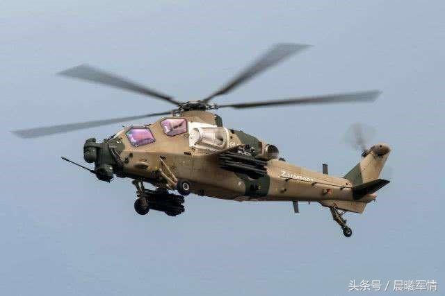 直�y��XG��ϞR�型_武装直升机阿帕奇最强?武直10新改型面世,空战独占鳌头