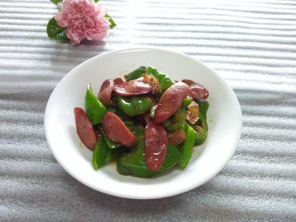 青椒这么做,不辣又好吃,深受孩子喜爱,每次上桌都被抢空