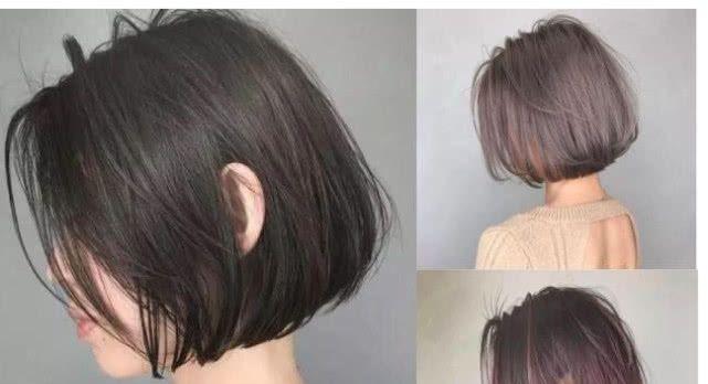 """2019年还在流行""""波波头""""短发,这4款短发,显气质又减龄"""