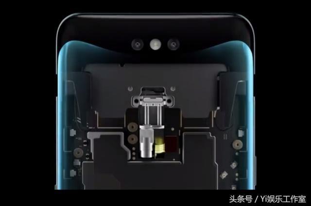 全隐藏式3d摄像头,包含了3d结构光模组.